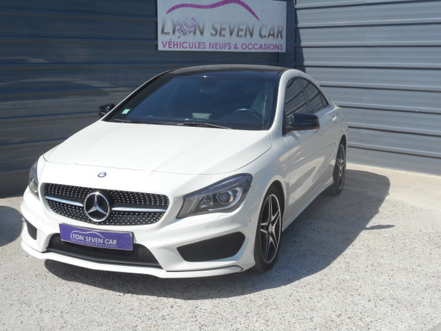 Mercedes-Benz Mercedes-Benz CLA I (C117) 220 CDI Fascination 7G-DCT